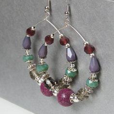 Earring 12$ Jewelanes by Fanni Szalai www.facebook.com/jewelanes