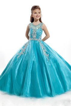 2015 Lovely Ball Gown Flower Girls Dresses For Weddings Beaded Crystals Bodice Girls Pageant Dresses Organza Kids Birthday Party Dresses Flower Girl Dresses Macys Flower Girl Gown From Gracedressonline, $69.65| Dhgate.Com