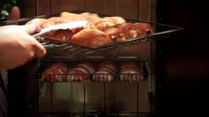 Whiskey Barrel Smoked Chicken Thighs - Temperature settings: Smoker 220 for - 3 hrs, meat Chicken Skin, Chicken Thighs, Bbq Meat, Bbq Grill, Smoker Recipes, Cooking Recipes, Bradley Smoker, Brisket Rub, Good Whiskey