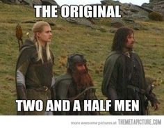 The original ones…