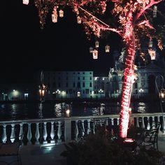 Evento di gala per gli sposi a Venezia...