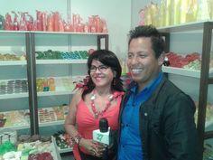 Entrevista Feria del Sur en la ciudad de Tarija!!