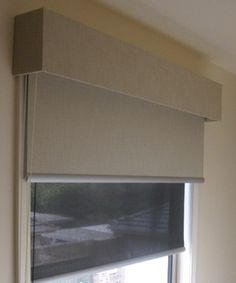 blinds modern pelmet - Google Search