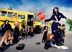 Marilyn Manson – by David Lachapelle