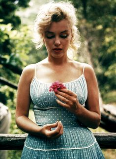 Marilyn, I love how the most beautiful woman was never a size 0