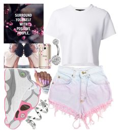 """""""Surround~~"""" by be-you-tiful-flower ❤ liked on Polyvore featuring Retrò, Levi's, Proenza Schouler, Dorothy Perkins, Bling Jewelry and Casetify"""