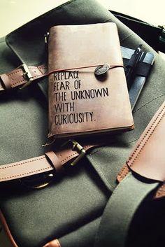 Fear < Curiosity