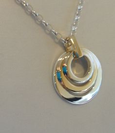 Washer Necklace, Pearl Necklace, Bloom, Rose Gold, Pearls, Chain, Yellow, Link, Silver