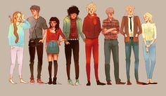les hipsterables by chazstity.deviantart.com on @deviantART