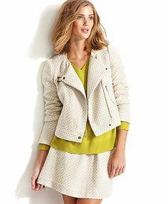QMack Jacket, Long-Sleeve Textured