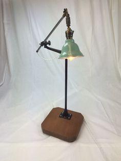 O. C. White Vintage Light Fixtures, Vintage Lighting, Steampunk Lamp, Lamps, Restoration, Lightbulbs, Light Fixtures, Lights, Rope Lighting