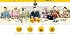 Webdesign — UIUX — Web Interactive