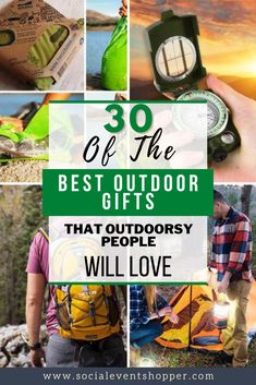 Enjoy the benefits of being outdoors with our Best Outdoor Gifts selected for the outdoorsy type of people. There are those of us who take special pride in getting our hands dirty, spending time in the great outdoors, and maybe getting into some danger while we do it – and for us, outdoor and camping gifts are always the best because they give us another chance to go get into trouble.