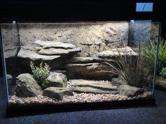 Turtle Rock | Aquarium & Terrarium Tank | Universal Rocks