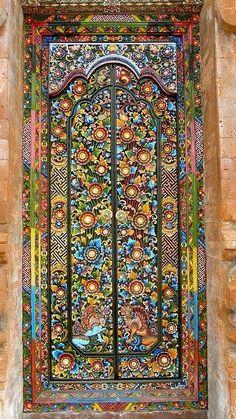 mosaic door | art360 x 640196.5KBwww.pinterest.com