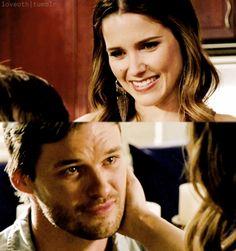 I freaking love Brooke and Julian.