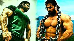 Giant from Pakistan Hassaan Mahmood - Bodybuilding Motivation
