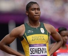 Public humiliation? Caster Semenya-Gender questioned on a global scale. Would you crawl under a rock after that? Not Caster. She runs the 800m WOMENS final in the 2012 London Olympics 8/11/12. Public humiliation? Not an excuse.