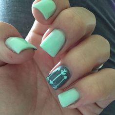 Cute Nail Designs For Short Nails Tumblr #NailDesigns #Nail #NailArt…
