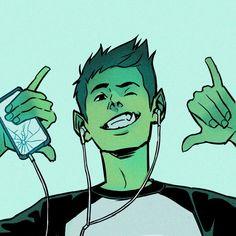 cute drawings of love Teen Titans Love, Teen Titans Fanart, Original Teen Titans, Nightwing, Batwoman, Gabriel Picolo, Raven Beast Boy, Poses References, Mo S