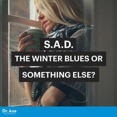 Seasonal affective disorder - Dr. Axe