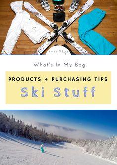 What's In My Ski Bag :: Ski Stuff I Love — Page by Paige - Female Travel Blog