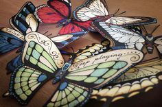 The Butterfly Effect by Andreas Preis