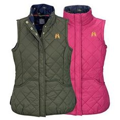 Love these Joules vests. only the best!