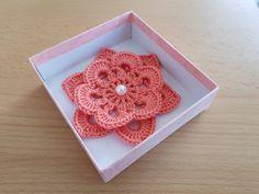 Crochet Flowers, Crochet Earrings, Floral, Blog, Jewelry, Fashion, Moda, Jewlery, Jewerly
