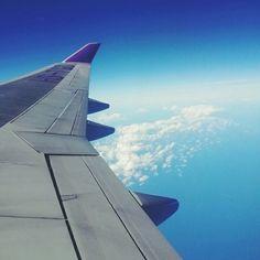 sky by me Airplane View, Sky, Heaven
