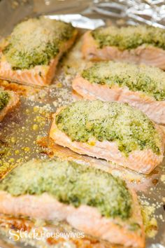 housewives baked in foil healthy grilled salmon recipe baked in foil ...