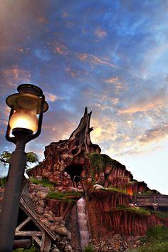 Disneyland // Splash Mountain // Critter Country
