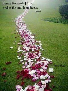 Road of love.. Rumi