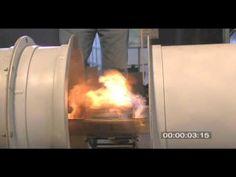 DARPA Demos Acoustic Suppression of Flame. Apagando el fuego con ondas de sonido.