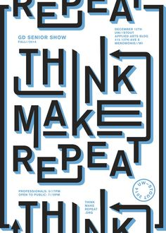Think Make Repeat