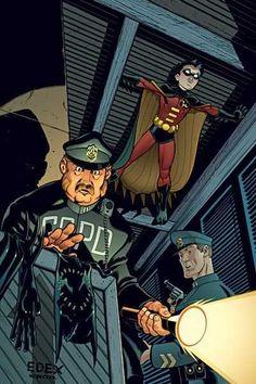 118 Best The bat friends & foe and his villains }:-) images