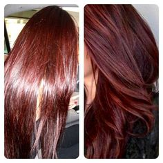 Coca cola red hair