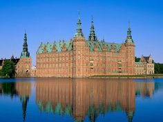 9 Beautiful Villages And Towns To Visit in Denmark - Hand Luggage Only - Travel, Food Beautiful Castles, Beautiful Places, Beautiful Pictures, Wonderful Places, Amazing Places, Monuments, Denmark Travel, Château Fort, Scandinavian Countries