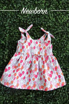 Baby Girl Sewing Patterns The Sewing Rabbit Baby Dress Patterns Baby Girl Patterns Rabbit Sewing Toddler Sewing Patterns, Baby Girl Dress Patterns, Baby Clothes Patterns, Little Girl Dresses, Free Baby Sewing Patterns, Baby Dress Pattern Free, Pattern Sewing, Baby Dress Tutorials, Baby Summer Dresses