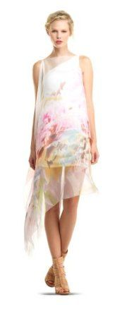 LoveTrend Have a look at Thetrendseeker Shorts, Dresses, skirts, leggings made in the uk from Watercolor Dress, Watercolour, Dress Outfits, Fashion Outfits, Women's Fashion, Party Looks, Silk Chiffon, Short Dresses, Chiffon Dresses