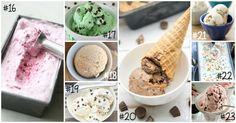 Ultimate Ice Cream Recipes Guide