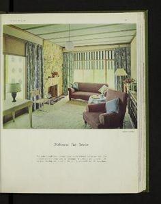 1942 interior design