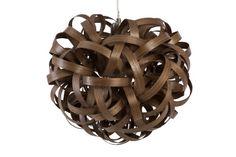 No. 1 Pendant Light  Walnut, Giant