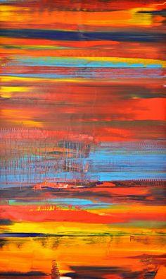 """Ego"", acrylic on canvas, GUI CALIL 2015, 250x160cm"