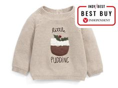 Children need a festive wardrobe too, so get one of these kids' Christmas jumpers from Next, Boden, Natural History Museum and Jojo Maman Bebe Christmas Tree Farm, Christmas Themes, Kids Christmas, Christmas Jumpers, Christmas Sweaters, Long Sleeve Sweater, Long Sleeve Tops, Fair Isle Knitting, Winter Warmers