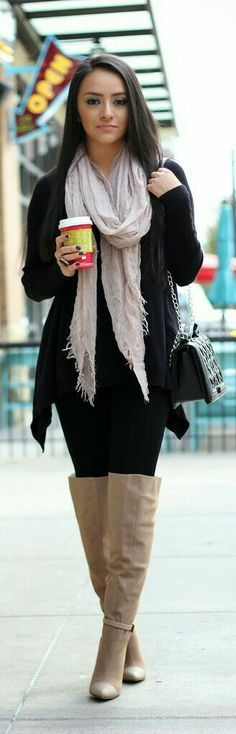 Fall Street Outfits