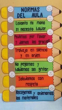 School classroom Funnel Cake c&j funnel cakes Bilingual Classroom, Classroom Rules, Classroom Language, Spanish Classroom, School Classroom, Classroom Organization, Classroom Management, Bilingual Education, Elementary Spanish