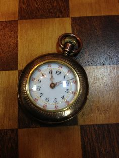 19.yy bayan cep saati altın saat fob saati