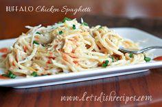 buffalo-chicken-spaghettie