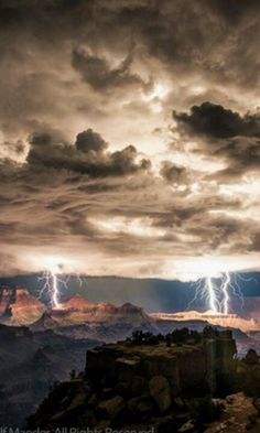Grand canyons electric show